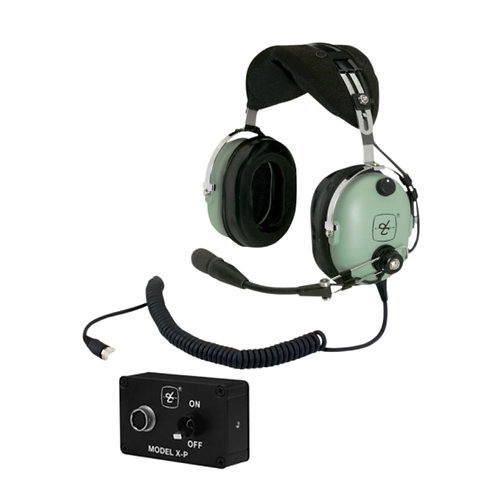 David Clark H10-13HXP Helicopter ENC Headset