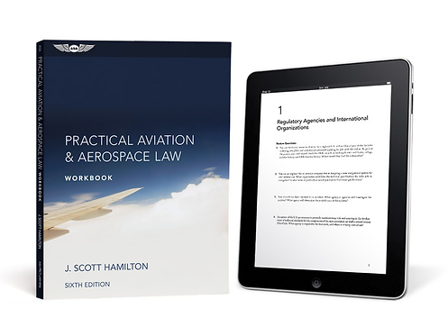 Practical Aviation & Aerospace Law Workbook eBundle
