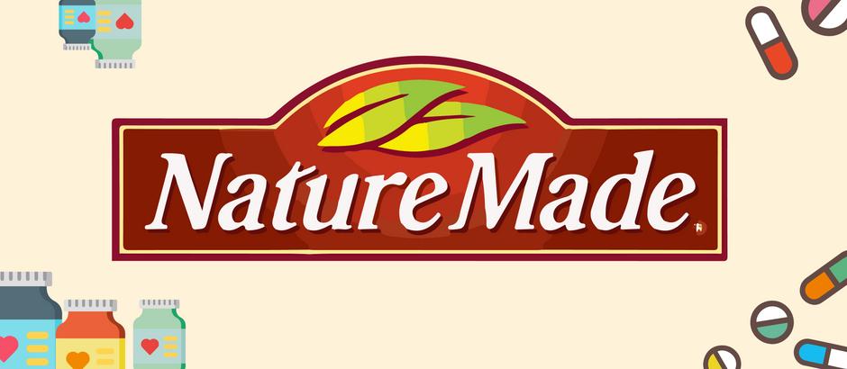 美國知名保健食品 — Nature Made萊萃美