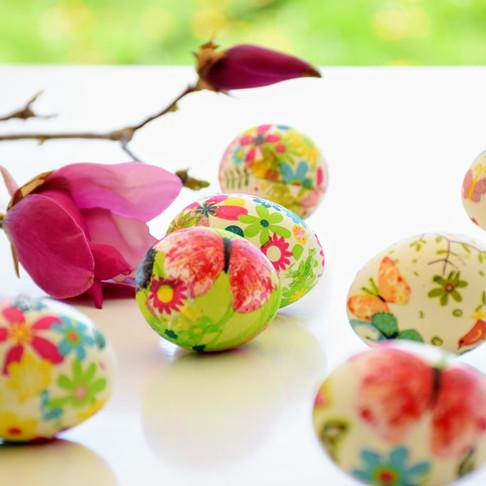 英國特殊節日體驗—復活節假期(4月)