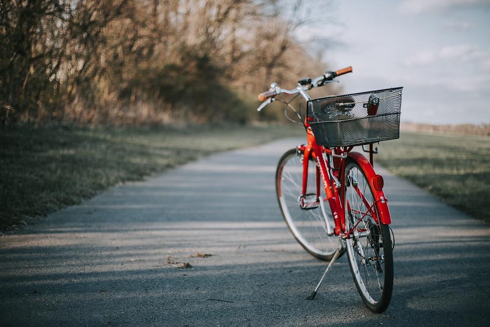 在美國校園中常常能見到自行車的身影, 因為在校園能放置的地點多, 如果是住在學校附近的同學, 騎自行車上學或許會成為日常。