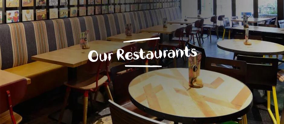 英國平價連鎖餐廳