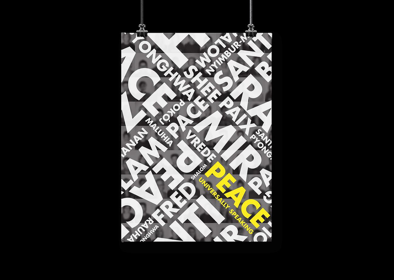 Dani Larosa Design - Peace Poster