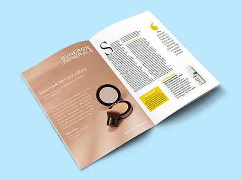 Dani Larosa Design - Synergie Skin - Prevention Magazine