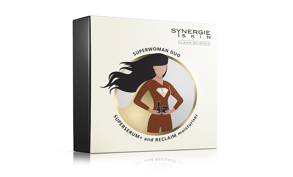 Dani Larosa Design - Synergie Skin - Superwoman Duo