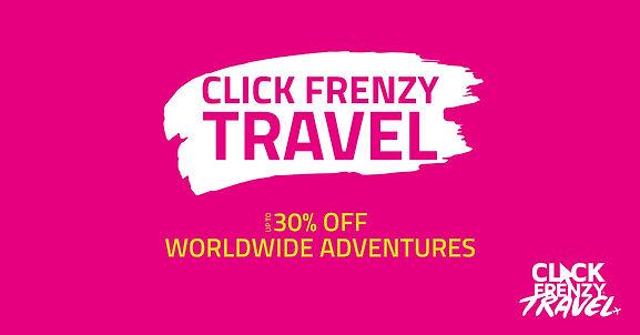 Dani Larosa Design - STA Travel - Click Frenzy Travel Flash Sale