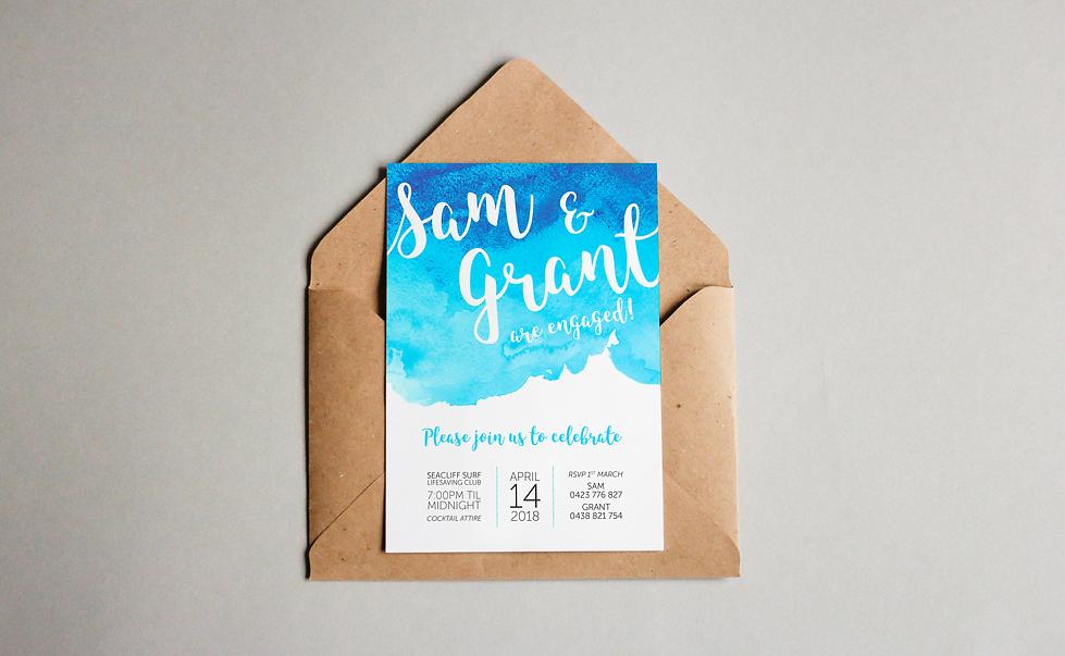 Dani Larosa Design - Invitations & Banners