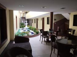 hotel italia parte de dentro do hotel