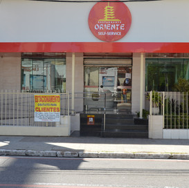 Restaurante oriente em natal