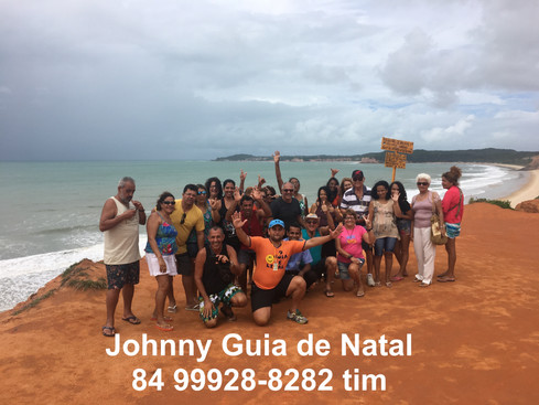 Grupo do Rio de Janeiro em Natal