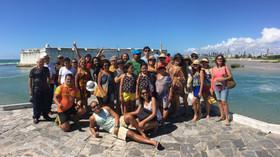 Grupo de Sergipe em Natal