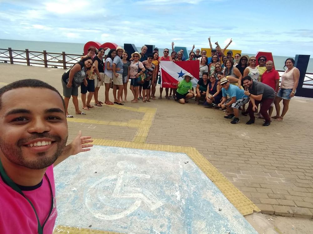 guia de turismo em natal | guia em natal | guia de natal | johnny guide
