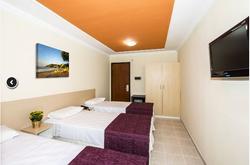 hotel areia de ouro quarto familia