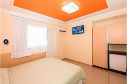 hotel areia de ouro quarto luxo