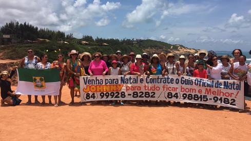 Venha conhecer natal com sua força Brasil 🇧🇷 Guia em Turismo em Natal