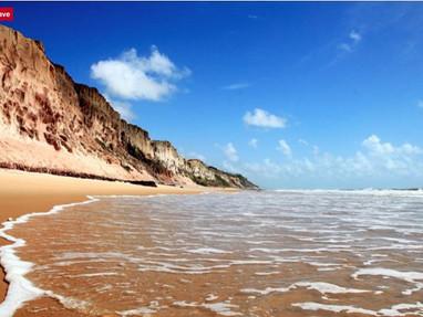 praia da pipa no litoral sul de natal
