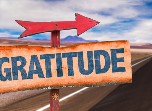 Attitude Hack #1- How to be Grateful