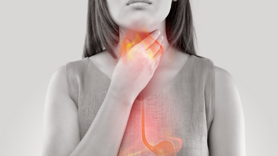 Foods that Fight Series-Acid Reflux and Heartburn