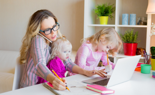 How To Keep Kids Actively Engaged in Play While You Work From Home