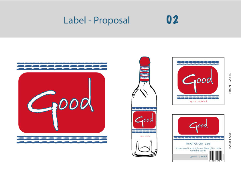 Label Design 02