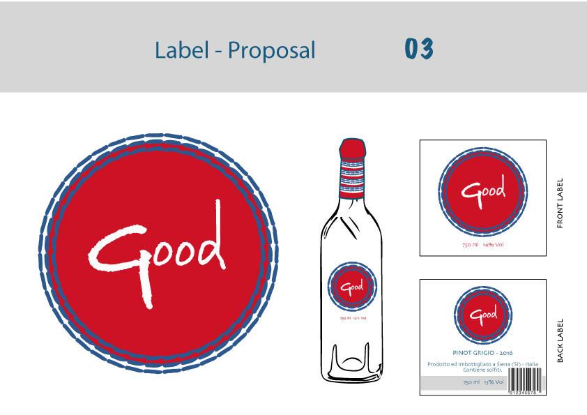 Label Design 03