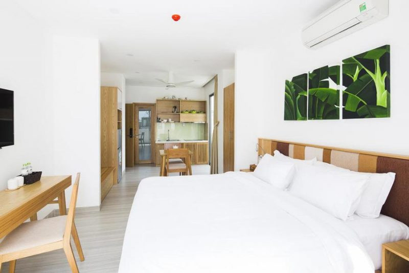 TOP 10 OF THE BEST APARTMENT HOTELS IN DA NANG
