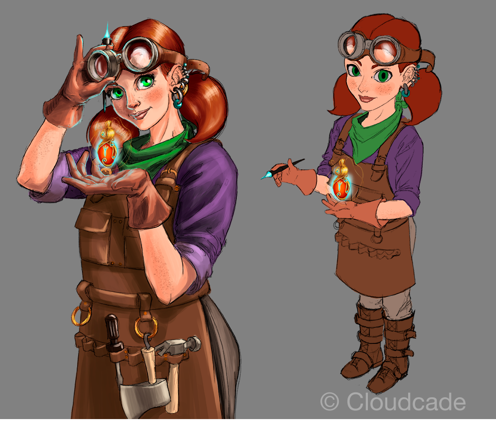 Character Design Test
