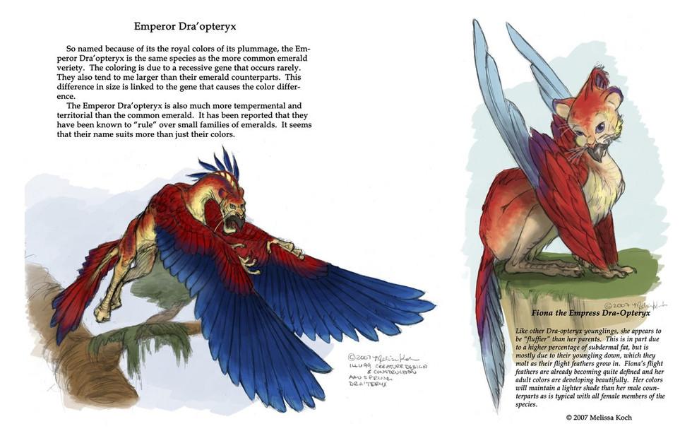 Emperor Dra'Opteryx