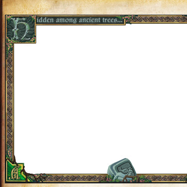 Game Map Frame