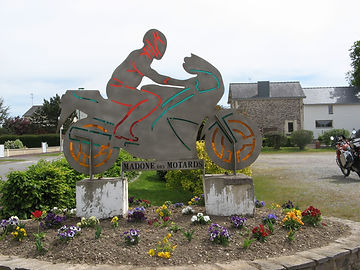 Brittany Biker Breaks guided tours