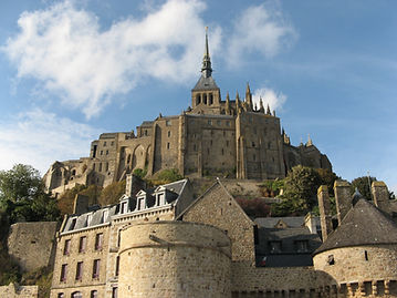 Mont St Michel - Brittany Biker Breaks Guided tours