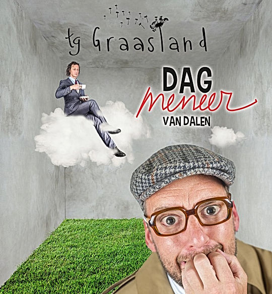 Poster Dag Meneer van Dalen