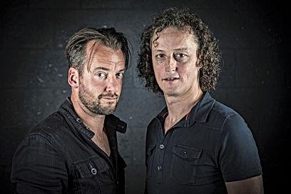 Emiel de Jong en Harold Schraven