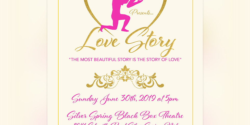 Adagio Dance Presents: Love Story