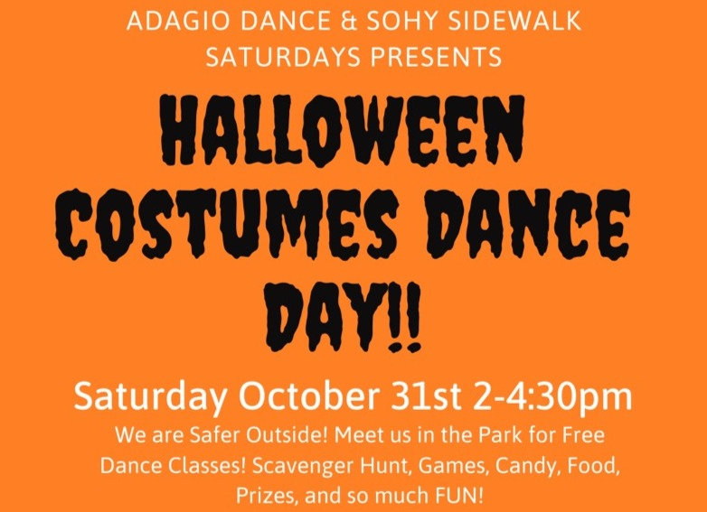 Halloween Costume Class AND Party