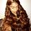 Thumbnail: Carmetia Gordon Lace Front Wig Body wave 18in, 22, 24, 26