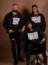 Black Crew Neck
