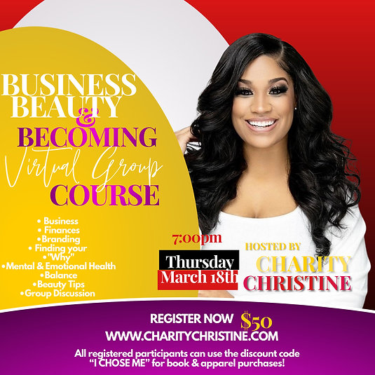 Business Beauty & Becoming Course