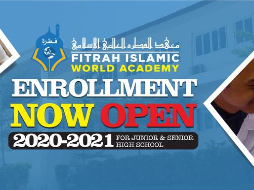 NEW STUDENTS REGISTRATION ACADEMIC YEAR 2020 - 2021