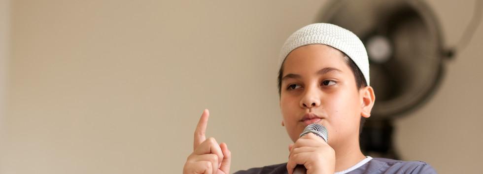 Arabic and English Public Speaking