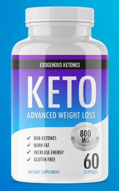 Keto Advanced Weight Loss Pills