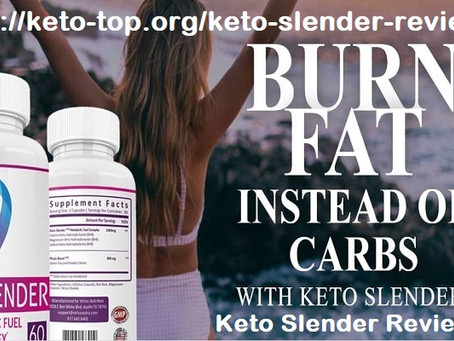 What is Keto Slender Reviews?