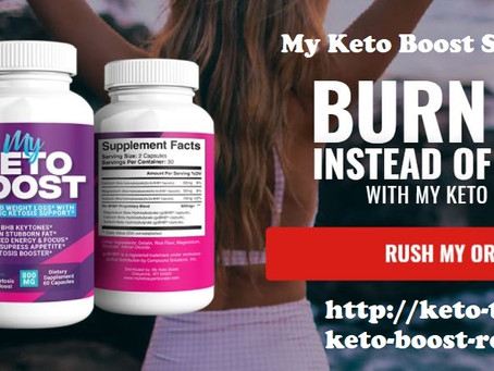 How My Keto Boost Shark Tank work?