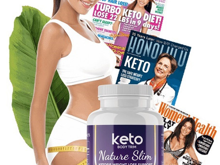 How does Keto Body Trim Reviews works?