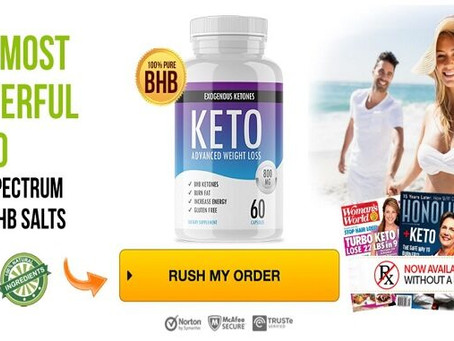 How does Keto Advanced Weight Loss Reviews Work?