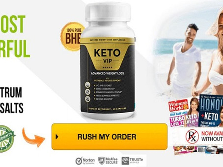 What is Keto VIP Reviews?