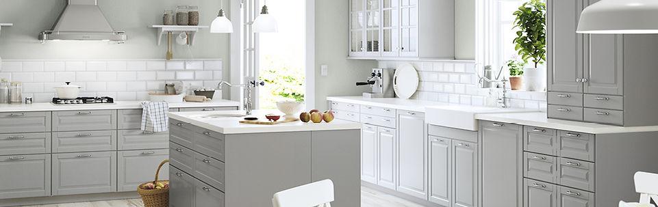 a modern remodeled kitchen