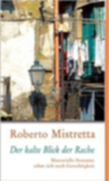 Libro di Roberro Mistretta tradotto in tedesco