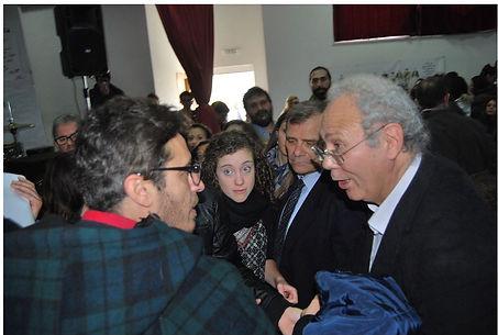 Pif con Roberto Mistretta
