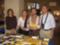 Pisa Roberto MIstretta con Tecla Dozio e Veronica Todaro